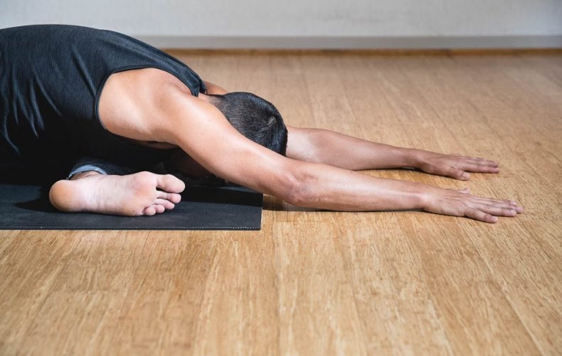 Five Yoga Poses for a Hangover