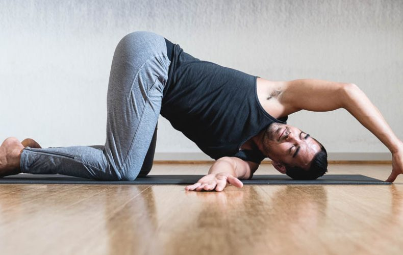 Yoga Poses for Better Digestion